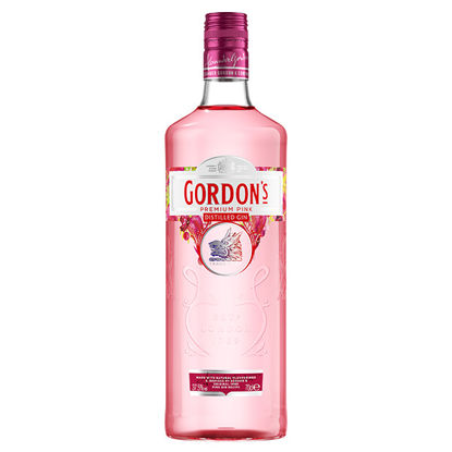 Picture of GORDONS PINK GIN 6X70CL 37,5%