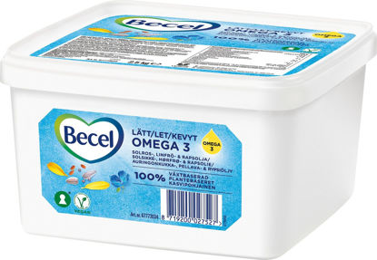 Picture of MARGARIN BECEL  2,5KG