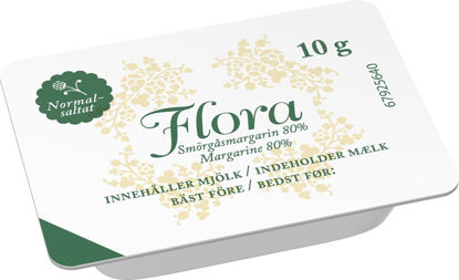 Picture of MARGARIN FLORA PORT 200X10G