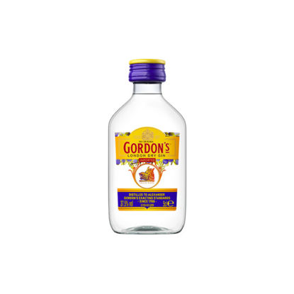 Picture of GORDONS GIN *MINI* 12X5CL 40%