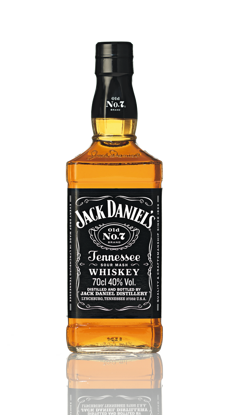 Picture of JACK DANIELS TENNE 40% 12X70CL