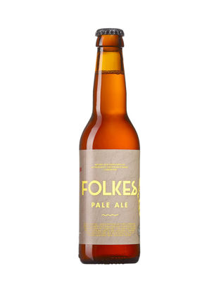 Picture of FOLKES PALE ALE 5,8% 24X33