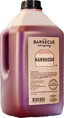 Picture of BBQ SAUCE BURGER 4X2,5L