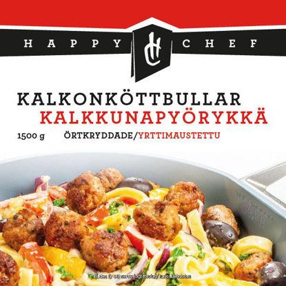 Picture of KÖTTBULLAR KALKON 11G 6X1,5KG